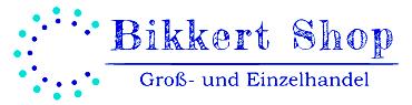Bikkert Groß- und Einzelhandel, Nail Shop-Logo