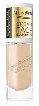 ALL in ONE Cream Face Illuminator, Light