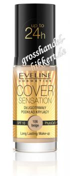 Make-up COVER SENSATION – Beige, 30 ml