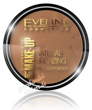 ART Make-up natural bronzing Puder, matt