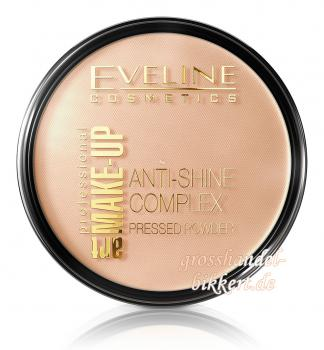 ART. MAKE-UP Puder Golden Sand, 14 g