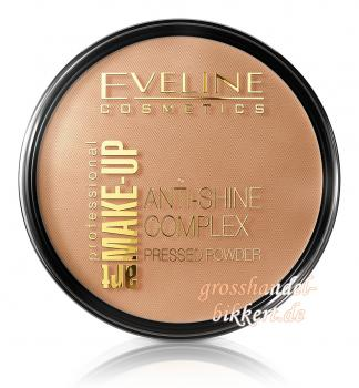 ART. MAKE-UP Puder Golden Beige, 14 g