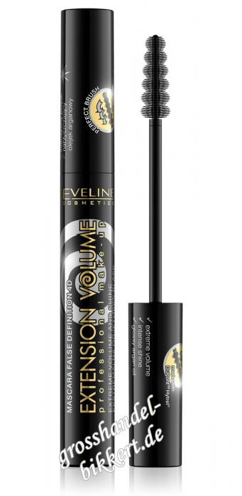 Extension Volume Professional Mascara - Extreme Volume & Glanz